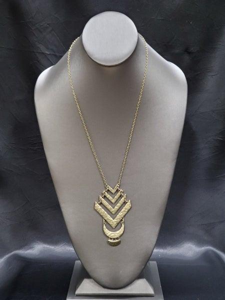 Artisan Edge - Brass Necklace