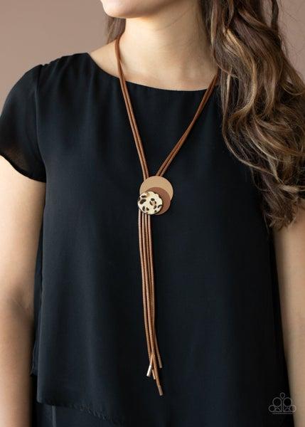 I'm FELINE Good - Gold Necklace