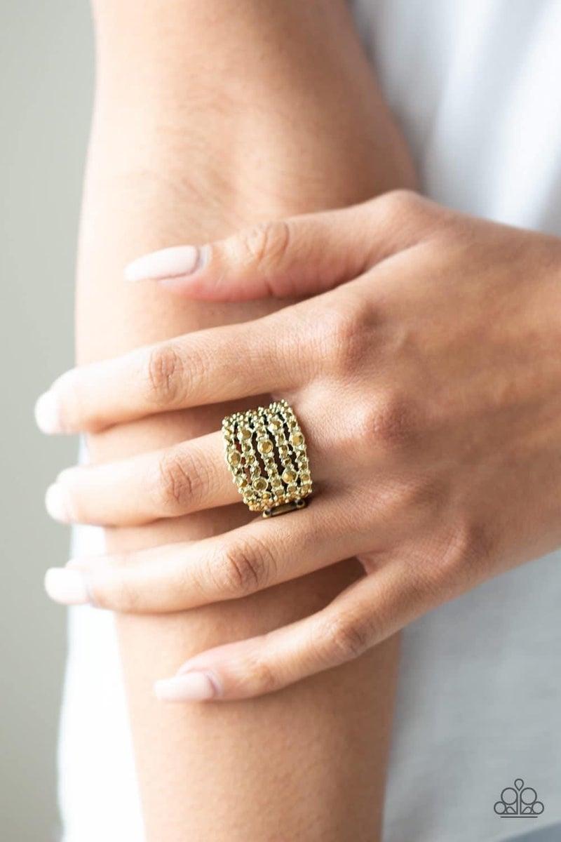 Truly Treasured - Brass Ring