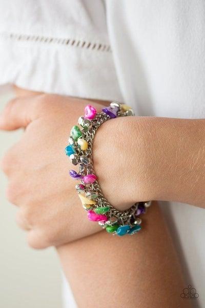 Plentiful Pebbles - Multi Clasp Bracelet