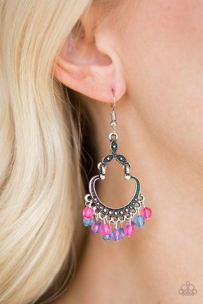 Babe Alert - Multi Earrings
