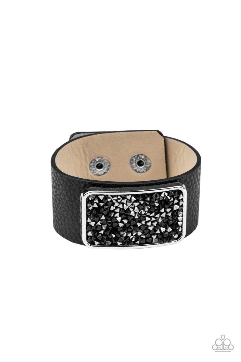 Interstellar Shimmer - Black Snap Wrap