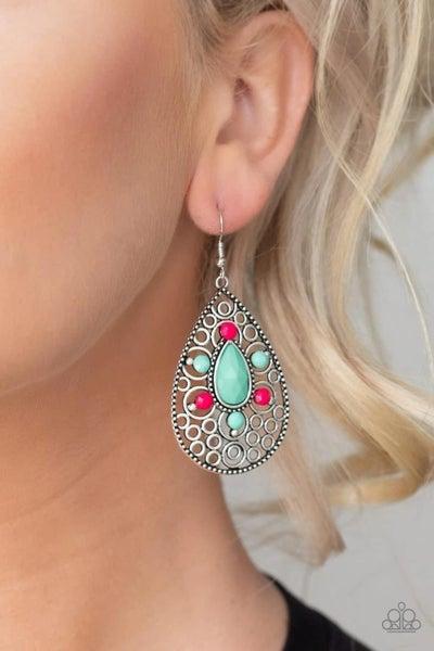 Modern Garden - Multi Earrings