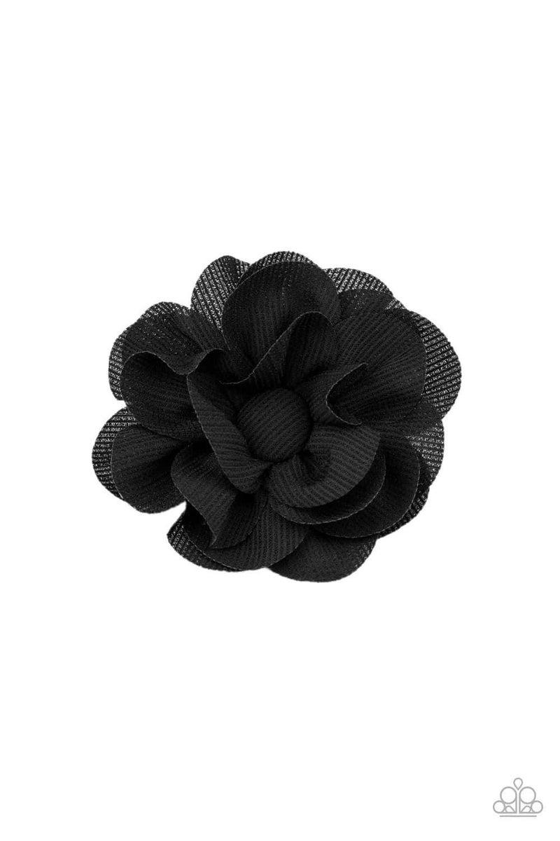 Summer Soiree - Black Hair Clip