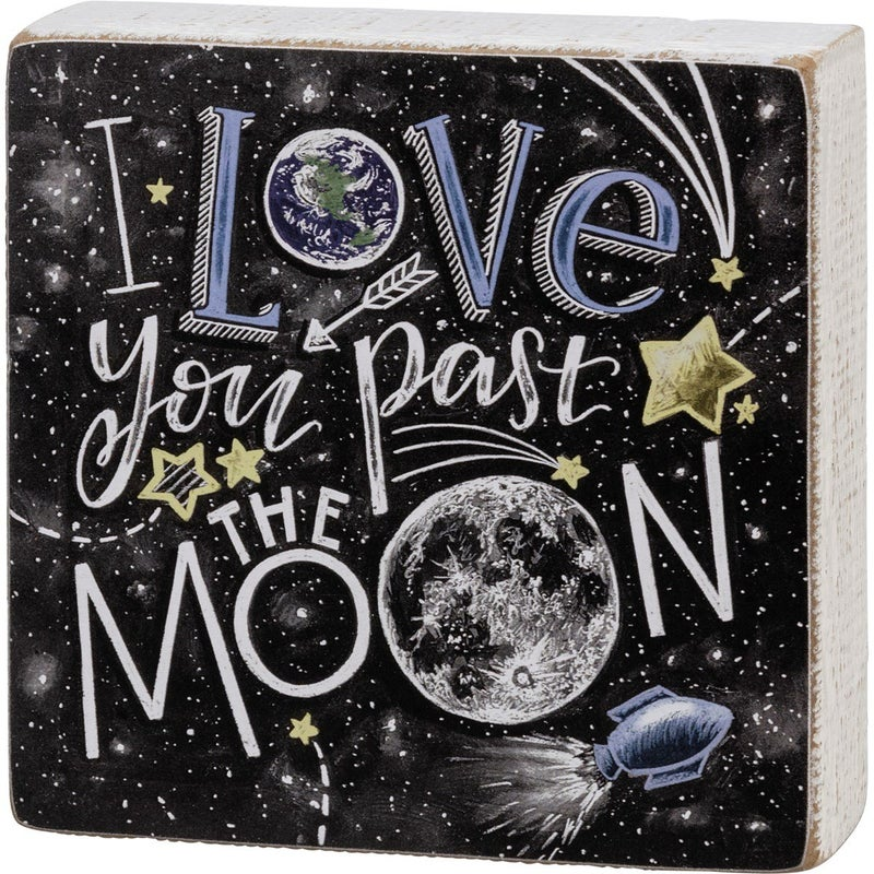 Past the Moon