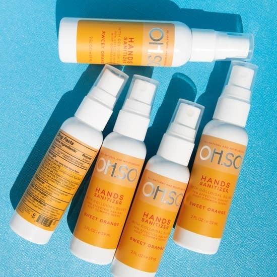 HANDS Sanitizer: Sweet Orange