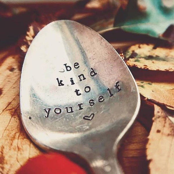Be Kind Spoon