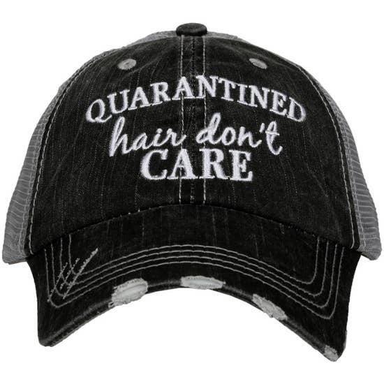 Quarantined Hair