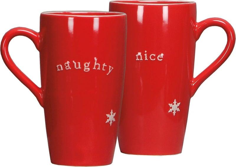 Naughty Nice Mug