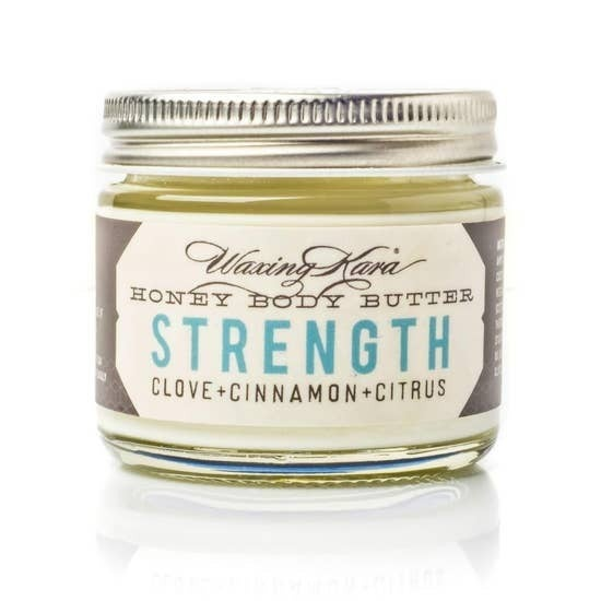 Strength Body Butter
