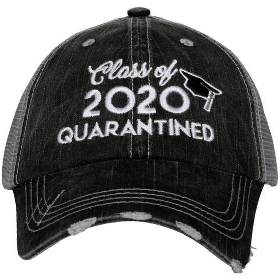 Class of 2020 Quarantined Women's Trucker Hat