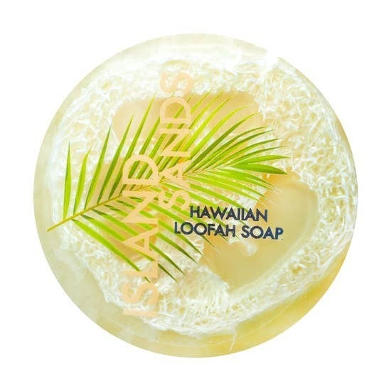 Island Sands Sea Salt & Kukui Soap