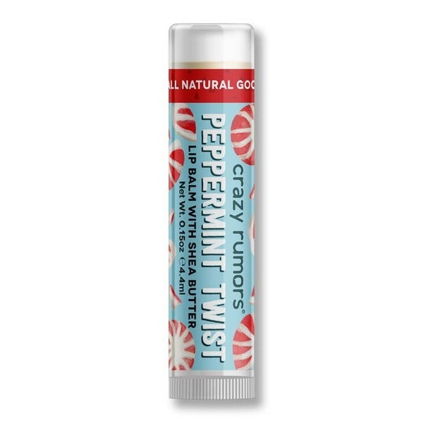 Peppermint Twist Lip Balm