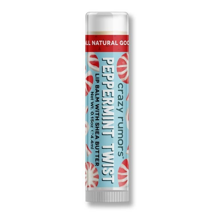 Peppermint Twist Lip Balm