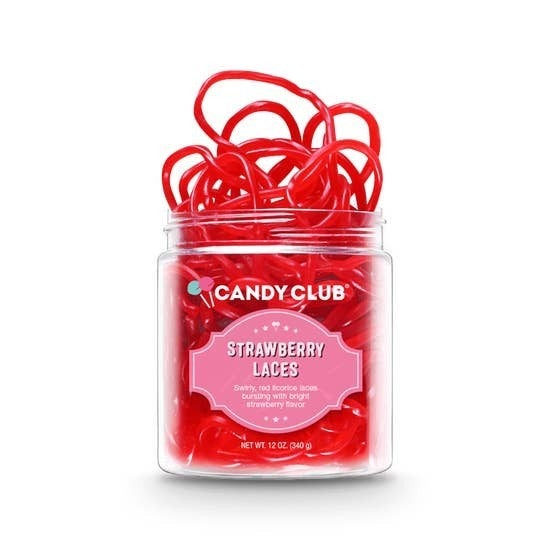 Strawberry Laces
