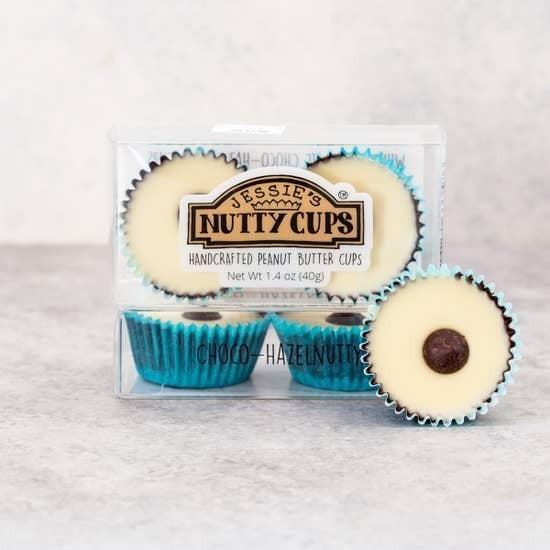 Choco-Hazelnutty Cups