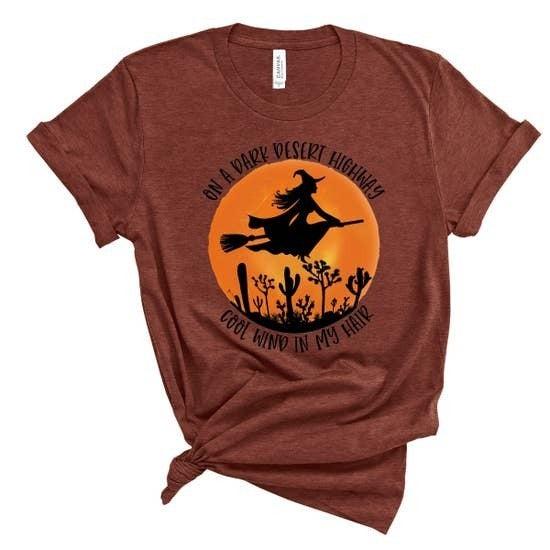 Cool Wind Halloween Tshirt