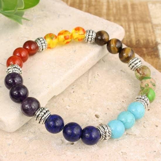 Chakra Stone Bead