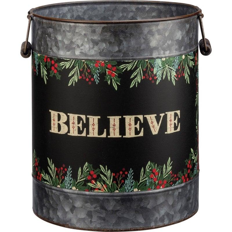 Believe Bucket
