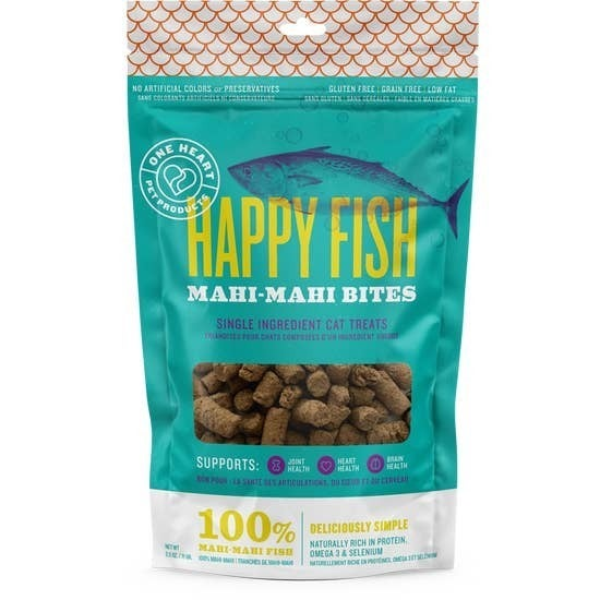Happy Fish Mahi Mahi Bites