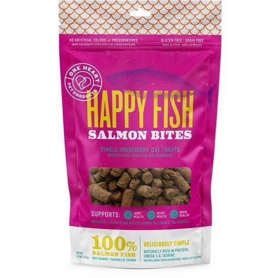 Happy Fish Salmon Bites