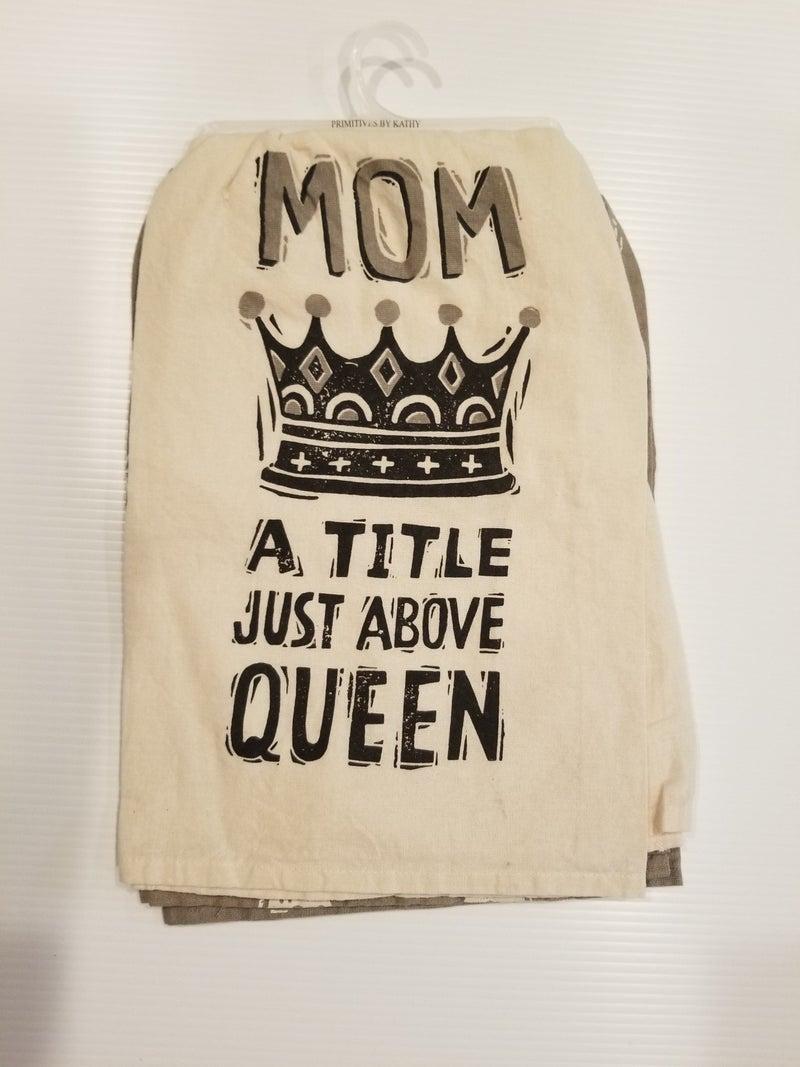 Mom Towel