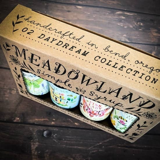 Daydream Collection: Simple Syrup Sampler