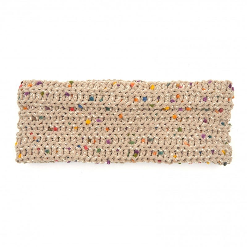 Confetti Headband Knit