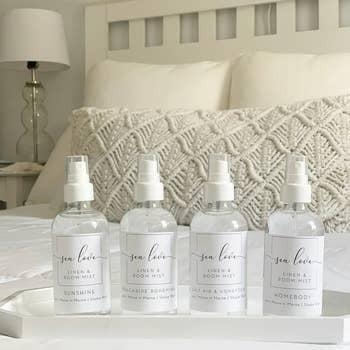 Linen & Room Mist - Endless Weekend