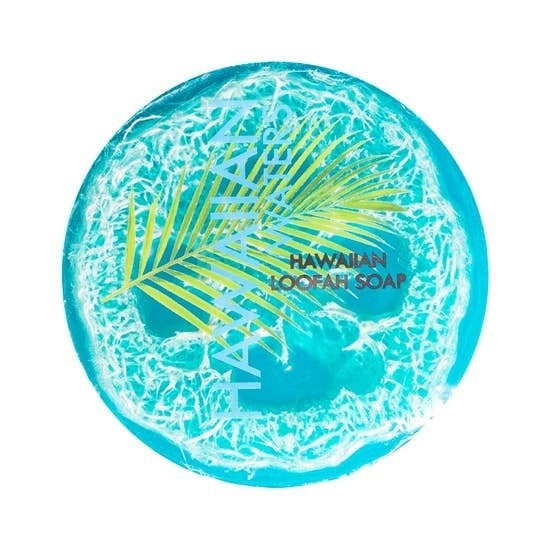 Hawaiian Waters Loofah Soap