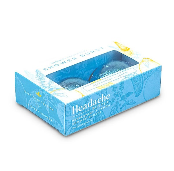 Headache Buster Shower Burst Duo Pack