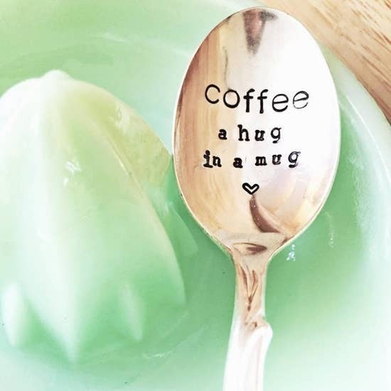 Hug Mug Spoon
