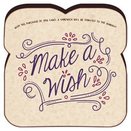 Mask a Wish Card
