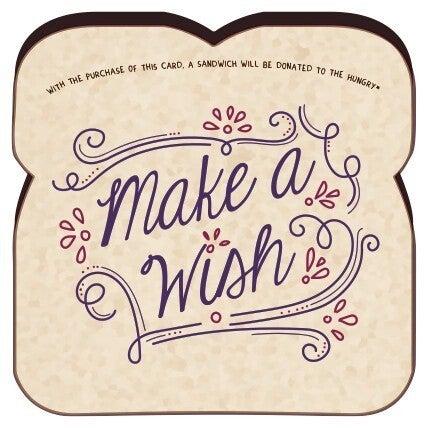 Mask a Wish Card