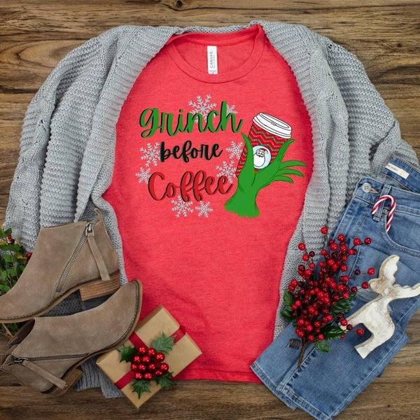Grinch B4 Coffee