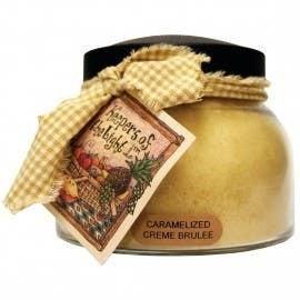 22oz Caramelized Creme Brulee Mama Jar