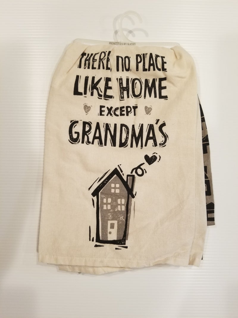 Grandma's Home Towel