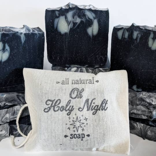 Oh Holy Night Soap
