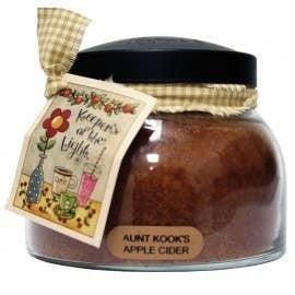 22oz Aunt Kook's Apple Cider Mama Jar