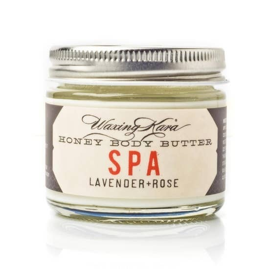 From The Spa Rose+Lavender Body Butter
