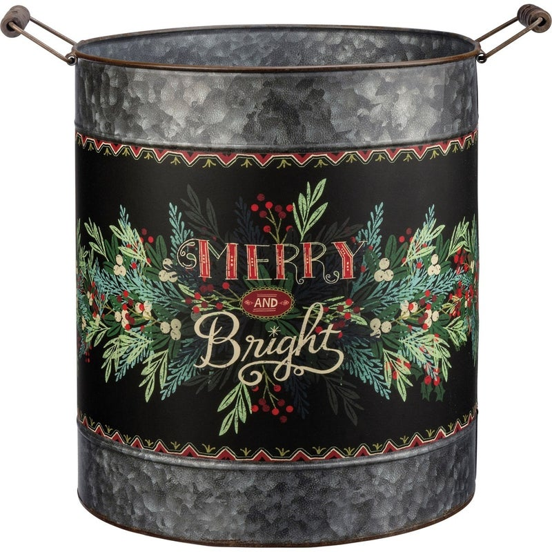 Merry and Bright Bucket
