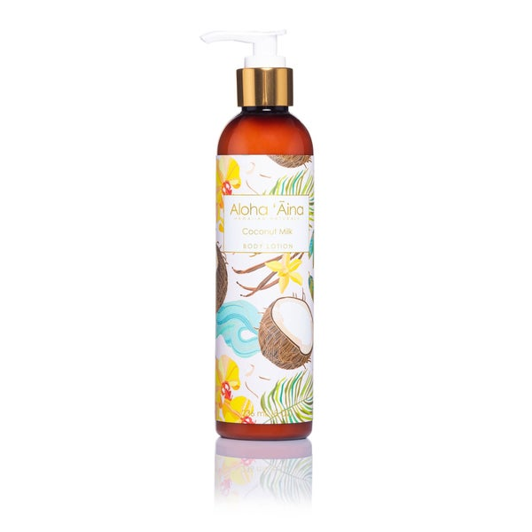 Coconut Milk Lotion