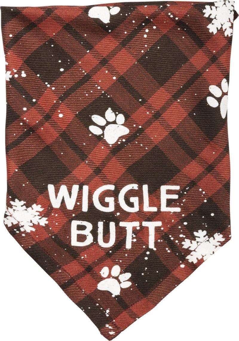 Wiggle Butt Pet Bandana