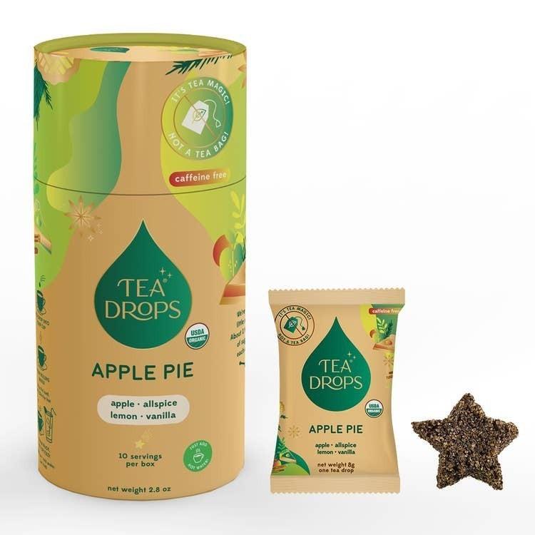Apple Pie Tea Drops