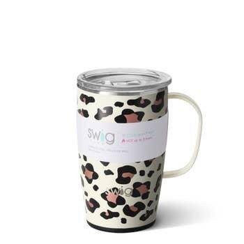 Luxy Leopard Signature 18oz Mug
