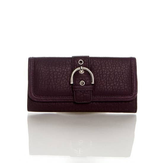 Long Clutch Purse Card Holder Wallet