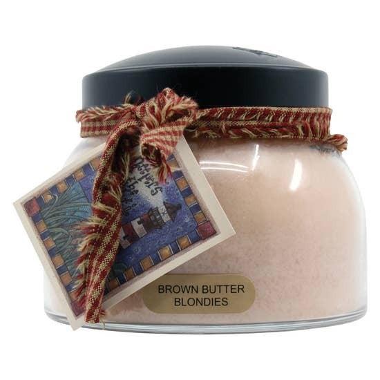 22oz Brown Butter Blondie Mama Jar