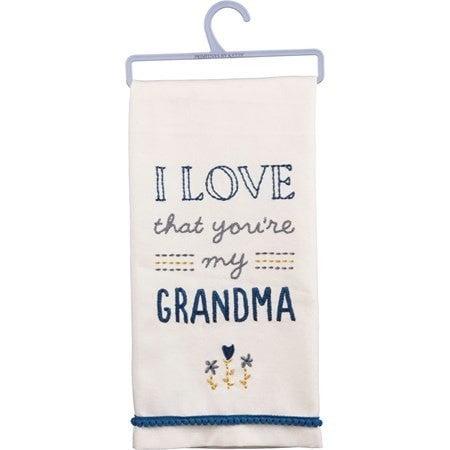 I Love...Grandma