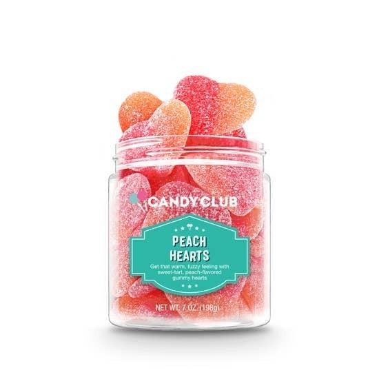 Peach Hearts