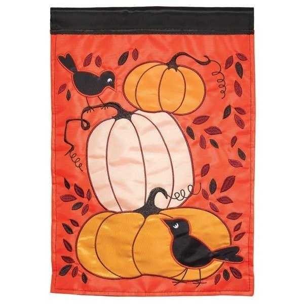 Pumpkin Stack Flag